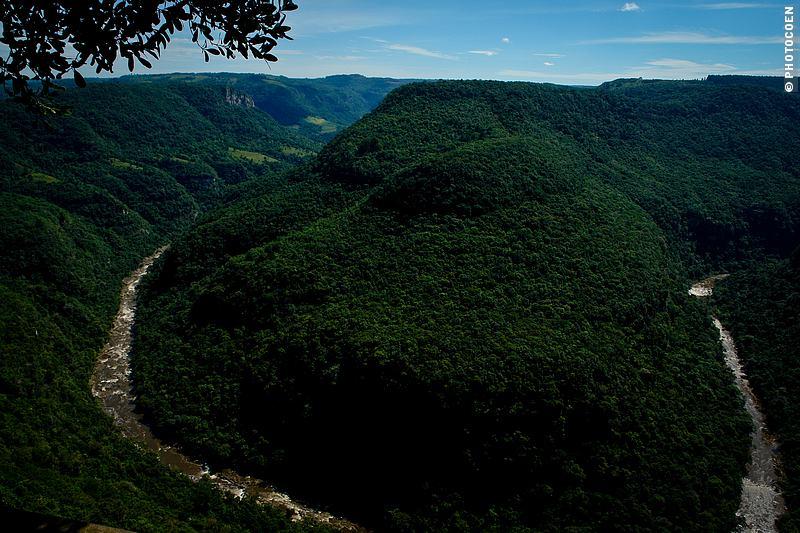 Forest trails in South America: da Ferradura National Park in Brazil (©photocoen)