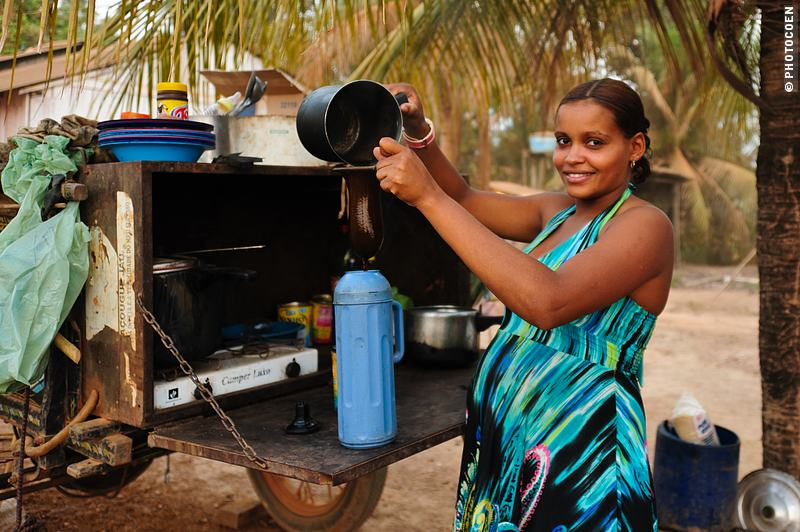 Traditional Preparation of Brazilian Coffee (©photocoen)