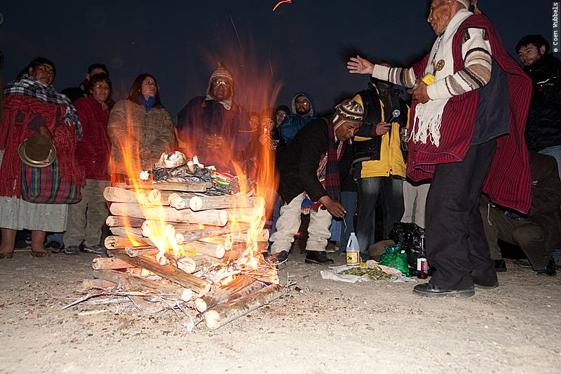 Celebrating the Aymara New Year in Bolivia (©photocoen)