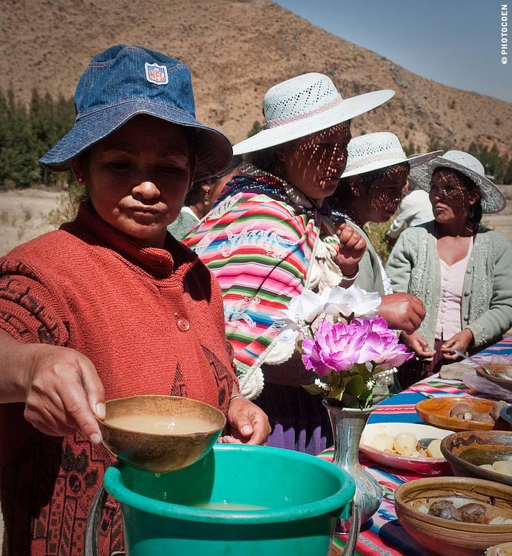 Chicha in Bolivia (©photocoen)