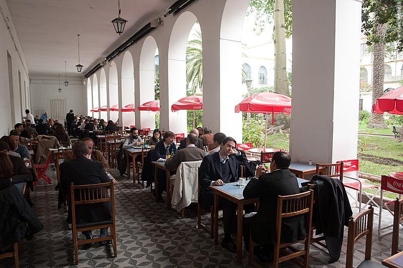 Convento and Restaurant de San Ramón, Buenos Aires (©photocoen)