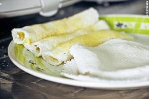 Beiju, a Tapioca Pancake, Brazil (©photocoen)
