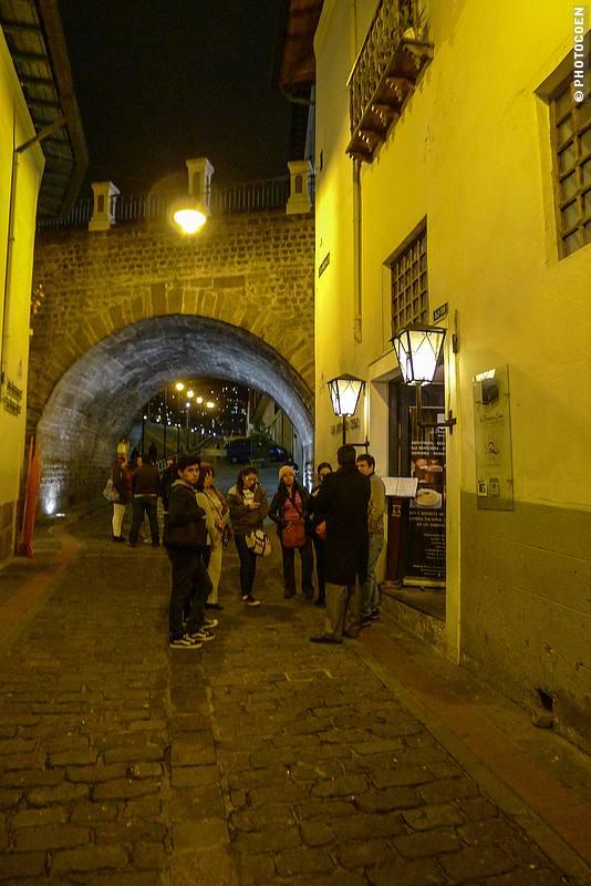 La Ronda, Quito's oldest quarter