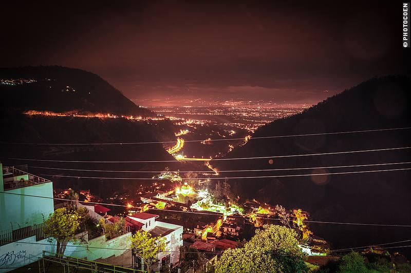 Quito by night, Ecuador (©photocoen)
