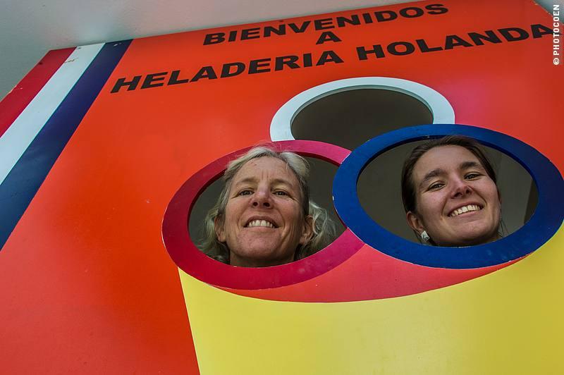 Peru's best ice-cream - Heladería Holanda, Cajamarca (©photocoen)