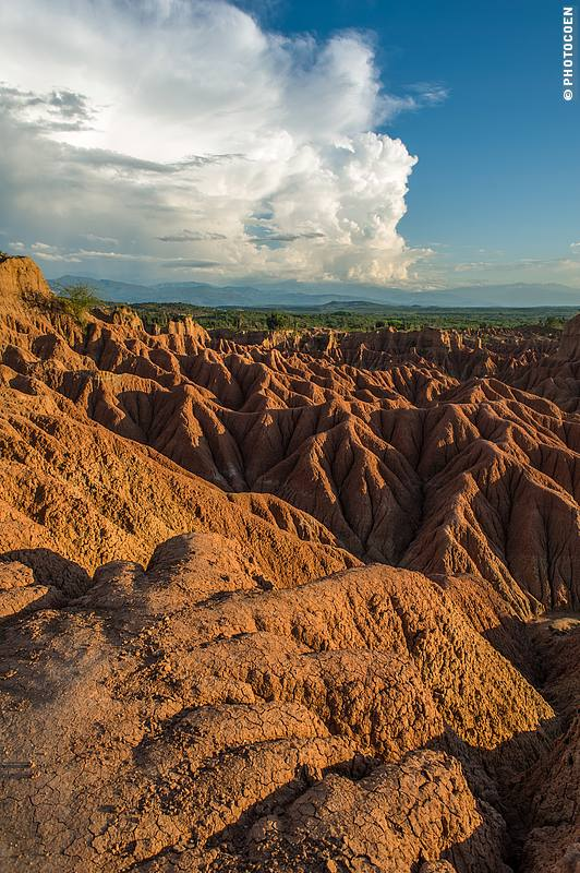 Tatacoa Desert in Colombia (©photocoen)