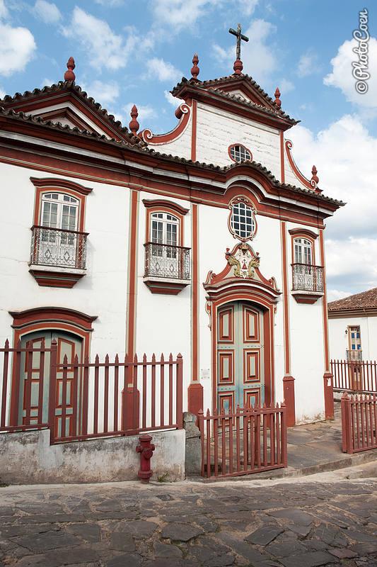 NS do Carmo Church in Diamantina, Brazil (©photocoen)