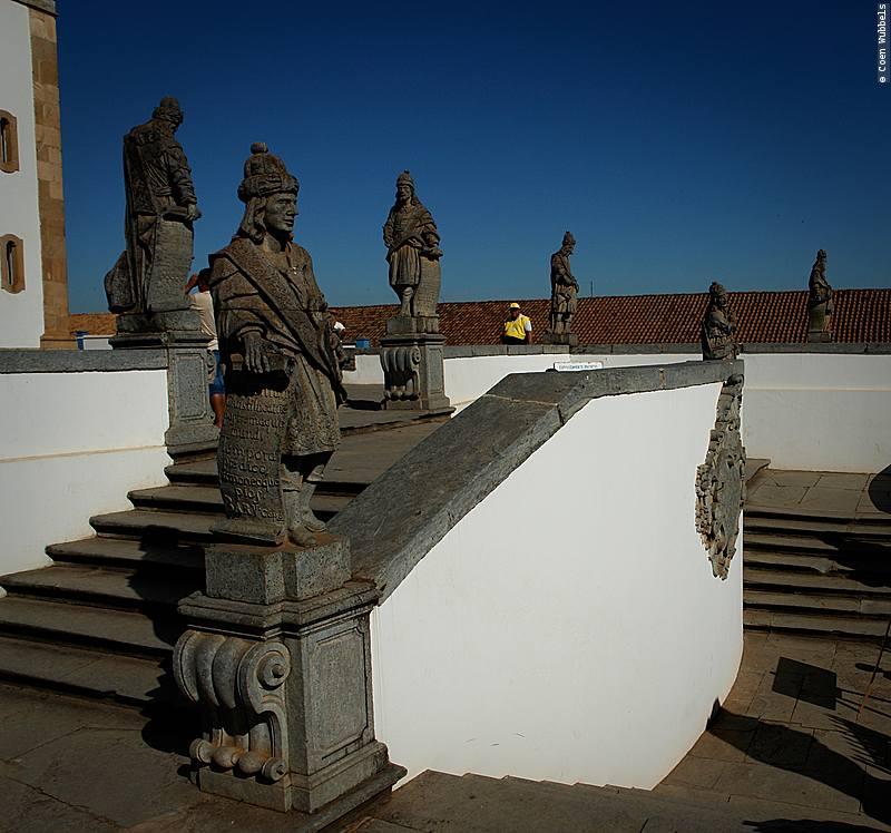 The Twelve Prophets of Congonha, Brazil (©photocoen)