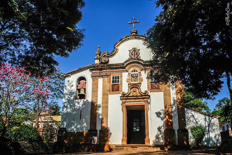 NS Rosario dos Pretos Church in Tiradentes, Brazil (©photocoen)