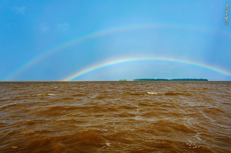 Essequibo River, Guyana (©photocoen)