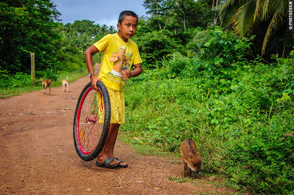 Moruca, Guyana (©photocoen)