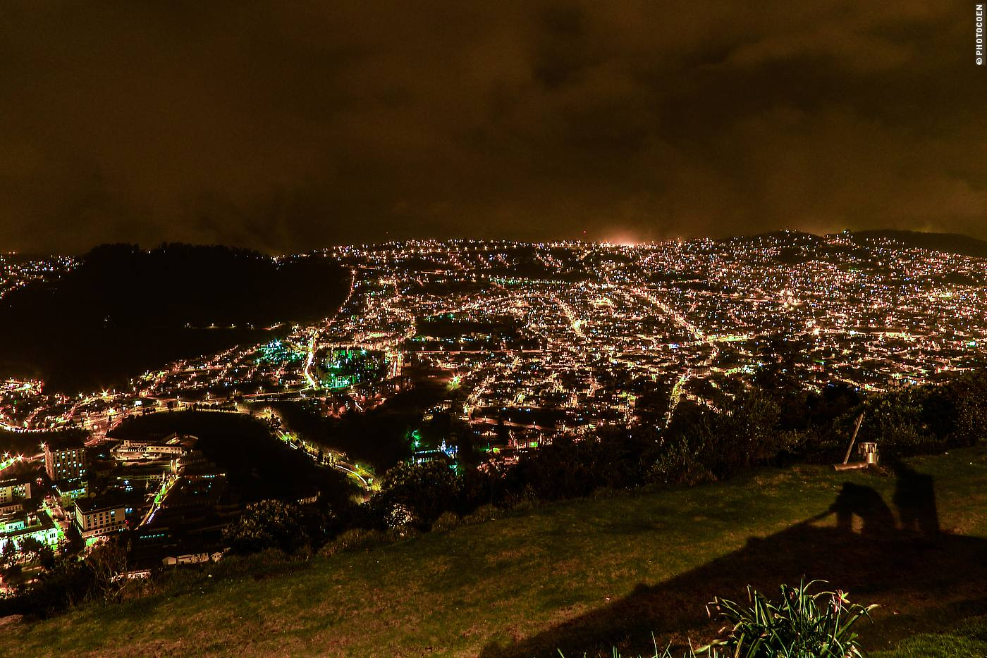 Quite by night, Ecuador (©photocoen)