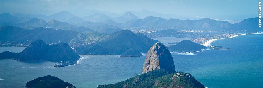 Sugar Loaf Mountain ,Rio de Jaineiro (©photocoen)
