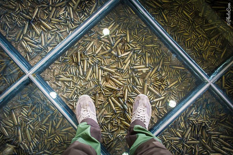 Museum about the Korean War in Yanggu.