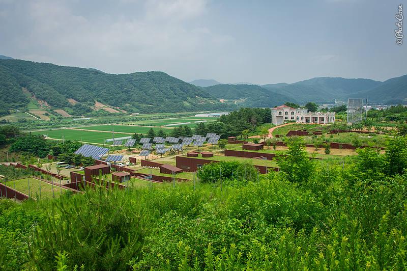 Surroundings of Yanggu