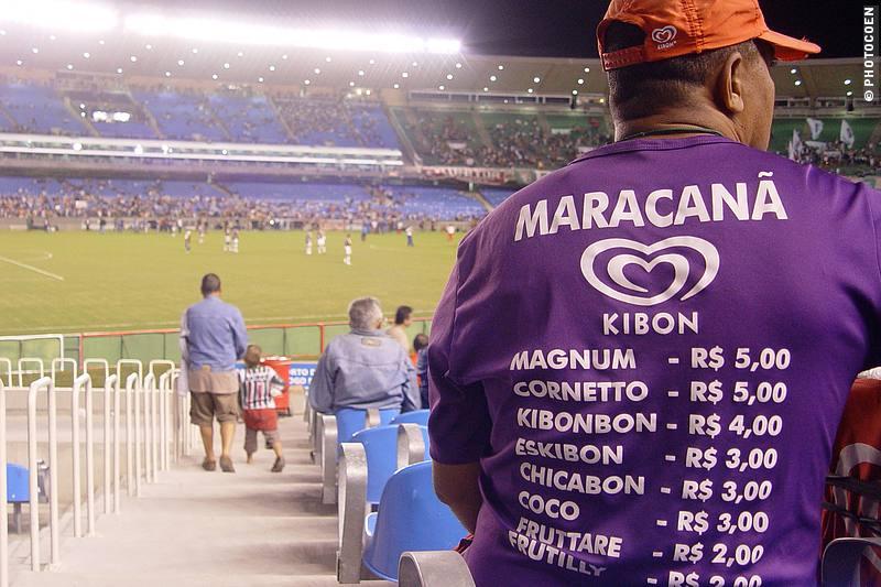 Maracaña Stadium, Rio de Janeiro (©photocoen)