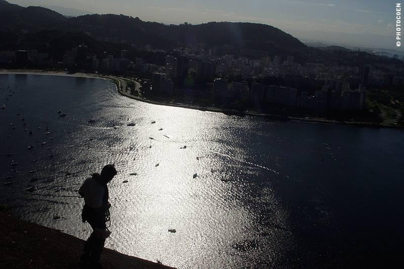 View of Bay in Rio de Janeiro (©photocoen)