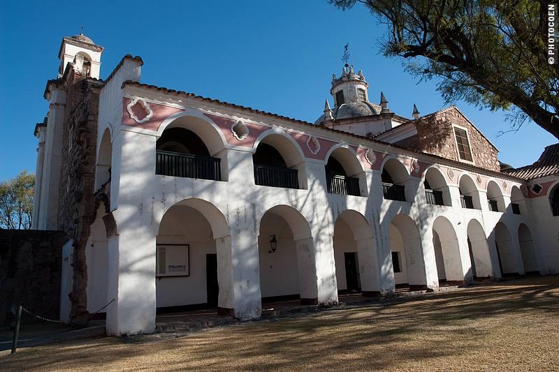 Jesuit Estancia in Argentina