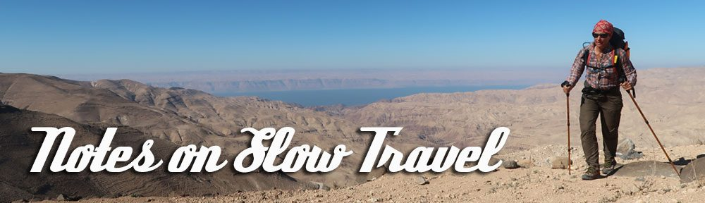 Notes on Slow Travel
